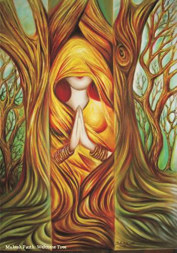 mukesh parth welcome tree