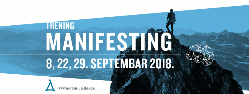 MANIFESTING SEPTEMBAR 2018